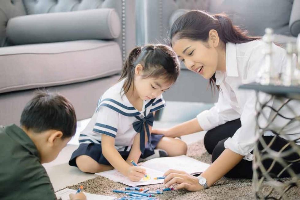 Simak Rahasia  Cara Mengajarkan Anak Menulis