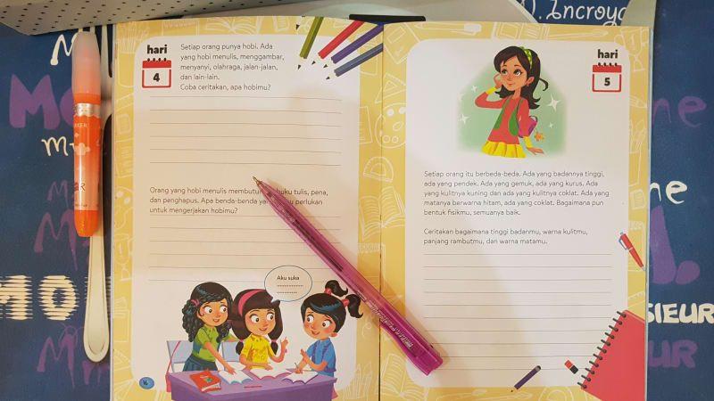 Mengapa Keterampilan Menulis Sangat Penting Bagi Anak