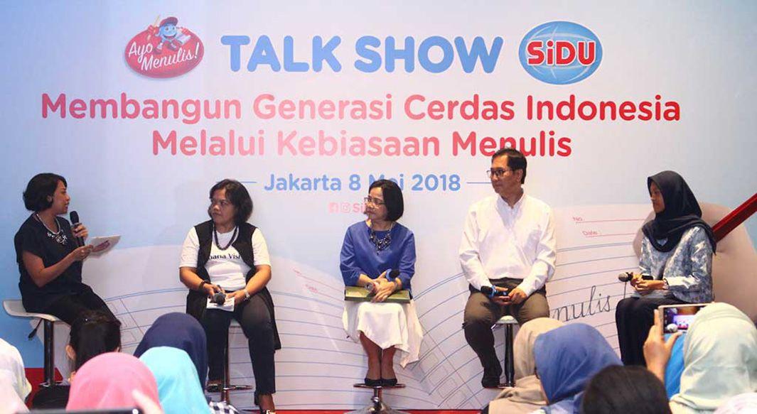 Bukan Hanya Karena Gawai, Ternyata Ini Penyebab Lemahnya Tradisi Menulis Anak Indonesia