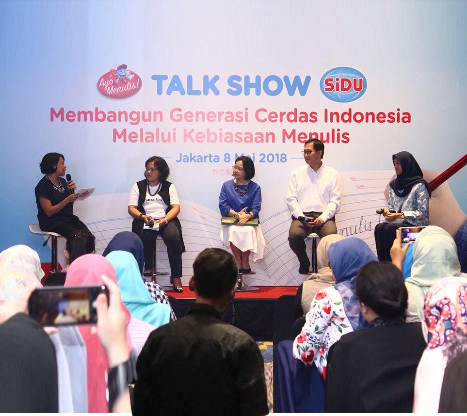Talkshow Parenting